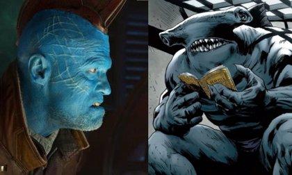 Escuadrón Suicida 2: James Gunn quiere que Michael Rooker sea su Rey Tiburón