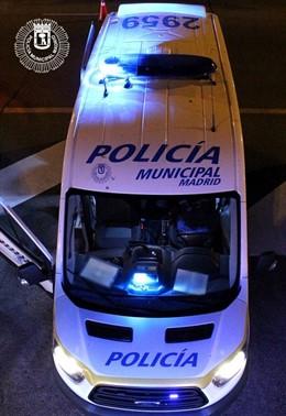Sucesos.- Detenido un conductor por circular en sentido contrario y dar positivo por drogas y alcoholemia en Carabanchel