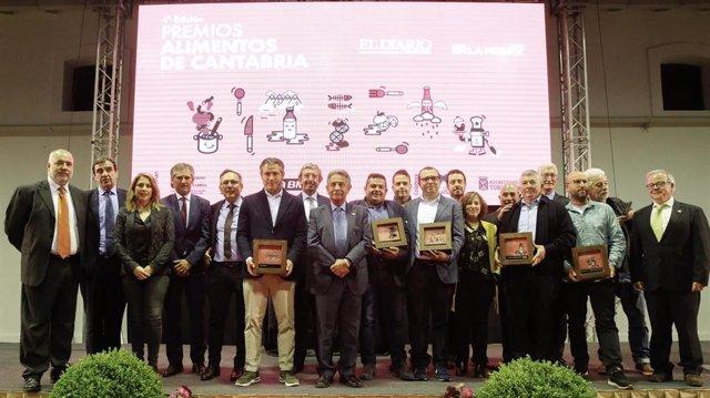 """Revilla asegura que vender Cantabria a través de sus productos es """"muy fácil"""" porque """"no fallan nunca"""""""