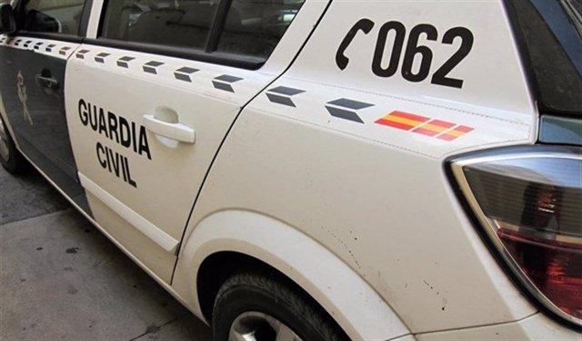 Sevilla.- Sucesos.- Detenidos dos hombres mientras presuntamente robaban en una vivienda en San Juan de Aznalfarache