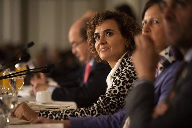 """Montserrat dice que la elección de Iceta muestra que Sánchez quiere seguir la """"política de apaciguamiento"""" en Cataluña"""