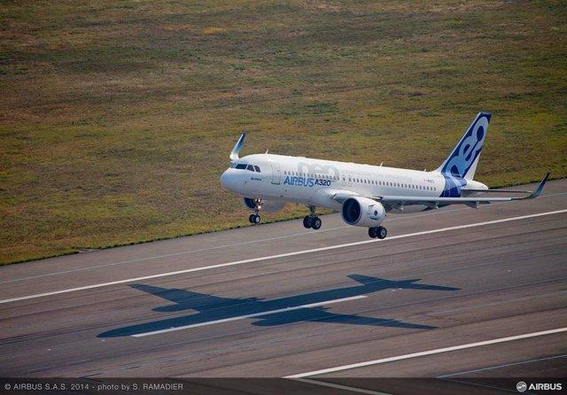 Airbus abre una academia de vuelo en la que formará a 200 pilotos cadetes cada a