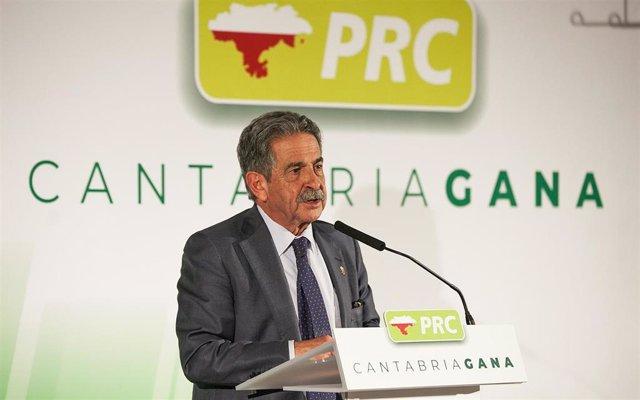 """26M.- Revilla ve difícil un nuevo pacto con PSOE porque """"no hay un buen ambiente ahora en las relaciones"""""""