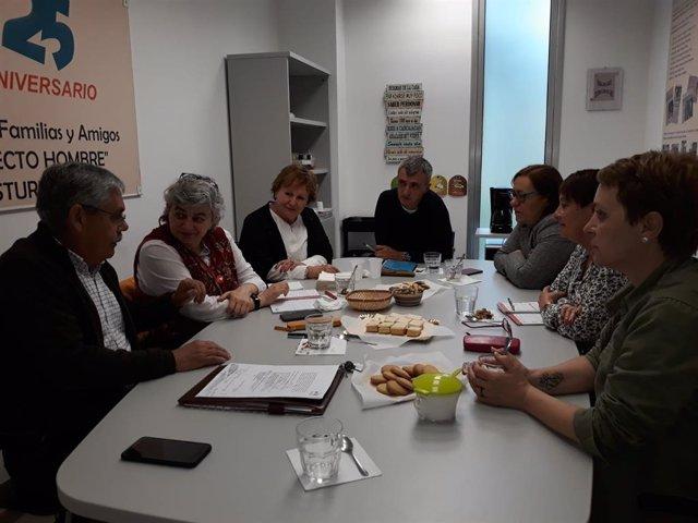 26M.- Gijón.- González (PSOE) Propone Una Escuela De Padres Como Prevención A Las Adiciones En Jóvenes