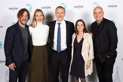 Agassi, Carles Puyol, Queralt Castellet, Ruscadella y Mery García conciencian sobre la alimentación