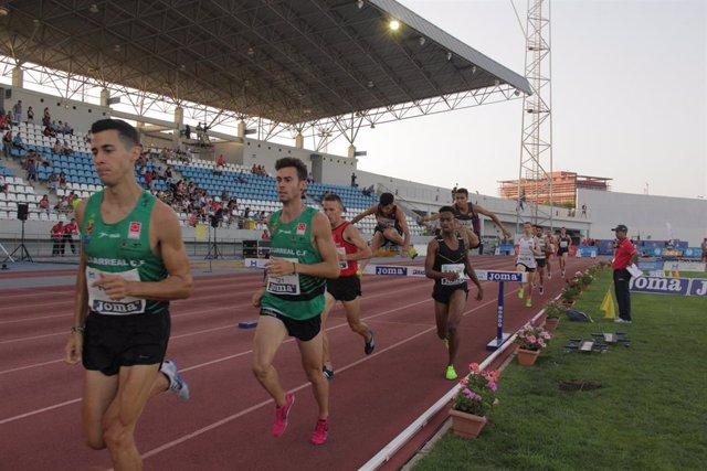Huelva.- La XV edición del Meeting Iberoamericano de Atletismo se celebrará el próximo 21 de junio