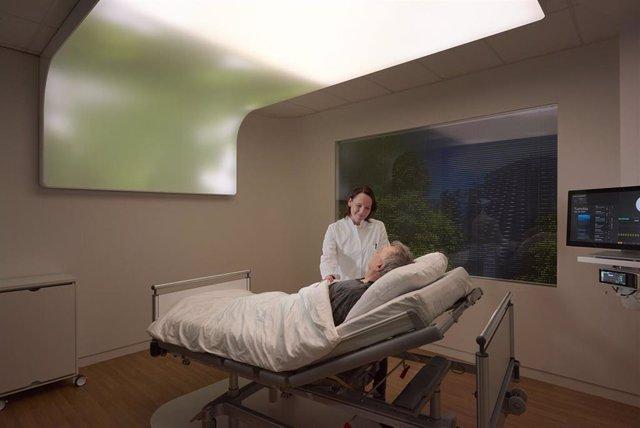 Presentan en Santiago un nuevo enfoque no farmacológico para el tratamiento del delirio en hospitales