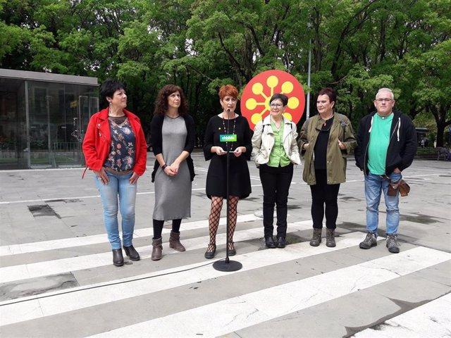 26M.- EH Bildu Plante Más Profesionales En Políticas Sociales Y Cambios En La Renta Garantizada