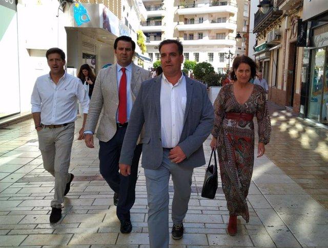 Huelva.- Cs propone un parking subterráneo en el antiguo Mercado del Carmen que aumente la accesibilidad al centro