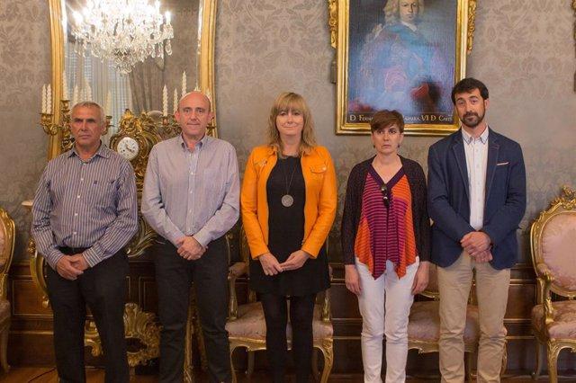 El Gobierno de Navarra asume la gestión pública del Parque de la Memoria de Sartaguda y sus esculturas