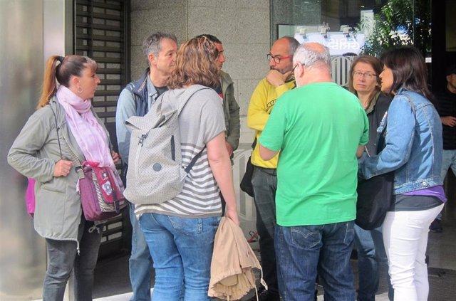 Termina sin acuerdo la primera reunión entre sindicatos y Govern por la huelga docente