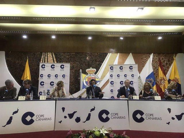 26M.-El Carril Bici Y La Suciedad En Las Palmas De Gran Canaria Centran Las Principales Discrepancias Entre Los Partidos