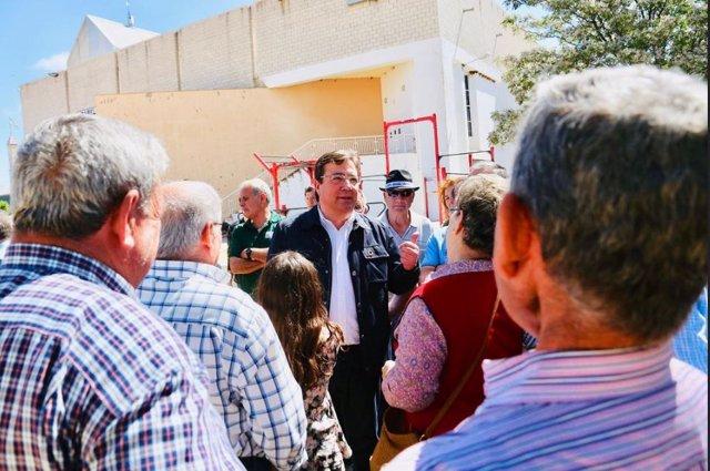 """26M.- Vara Dice Que Encuestas Como El CIS """"Son Una Tendencia"""" Y Reafirma Que Extremadura """"Necesita Un Gobierno Estable"""""""