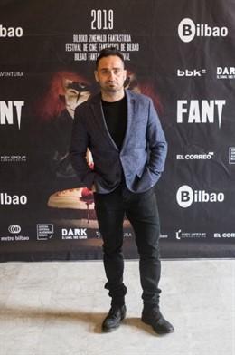 El director J.A. Bayona recibe este viernes el premio honorífico en la clausura del FANT en el Guggenheim Bilbao