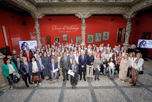 Zaragoza.- Más de 100 asociaciones sociales firman los convenios sociales de las fundaciones Ibercaja y Caja Inmaculada