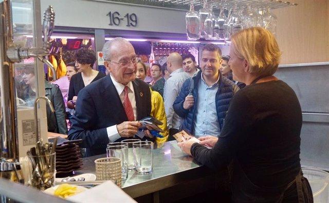 El PP de Málaga presenta los canales para que los vecinos propongan ideas al pro
