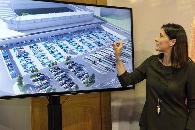 26M.- Igual (PP) Triplicará Las Plazas Del Aparcamiento De Los Campos De Sport Construyendo Dos Plantas Bajo Rasante