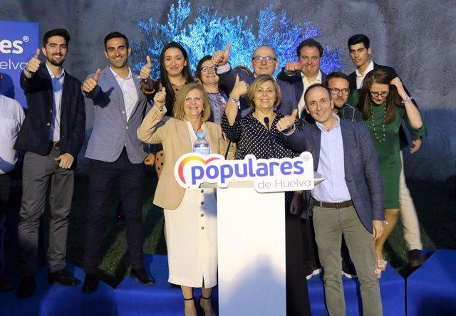 """Huelva.-26M.- Jerónimo Limón (PP) lidera la """"candidatura del cambio"""" en Bonares """"tras 40 años de alcaldes socialistas"""""""