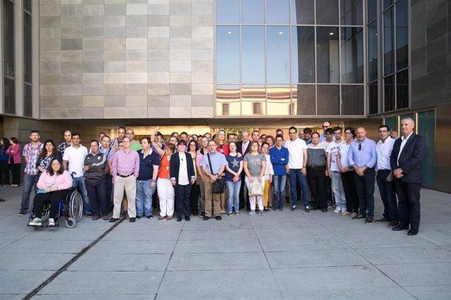 Sevilla.- Abierto el plazo para solicitar ayudas para la formación e integración de jóvenes con capacidades diferentes