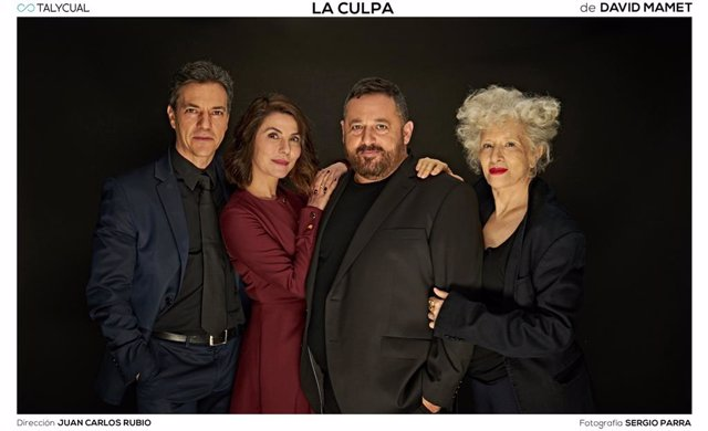 Málaga.- Pepón Nieto y la Premio Valle-Inclán Magüi Mira regresan al Teatro Cervantes con 'La culpa'