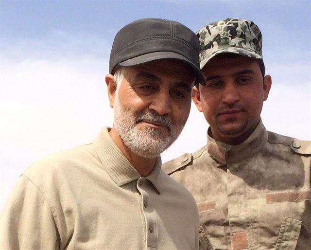 Irán.- El jefe de la Fuerza Quds advierte de Irán nunca negociará con EEUU por la presión económica