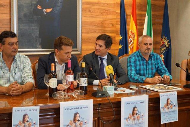Málaga.- Sabor a Málaga promocionará los vinos malagueños en la multitudinaria cata de este sábado en Torrox