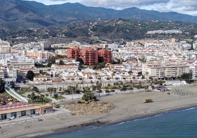 Málaga.- El Ayuntamiento de Estepona obtiene terrenos para un equipamiento público en primera línea de playa