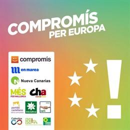 Compromís recurre ante la JEC su exclusión del debate sobre las elecciones Europeas de TVE