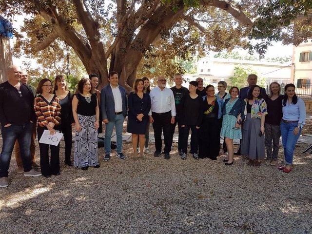 Presentan la XXI edición del Festival Poesia de la Mediterrània recordando las muertes de refugiados en el Mediterráneo
