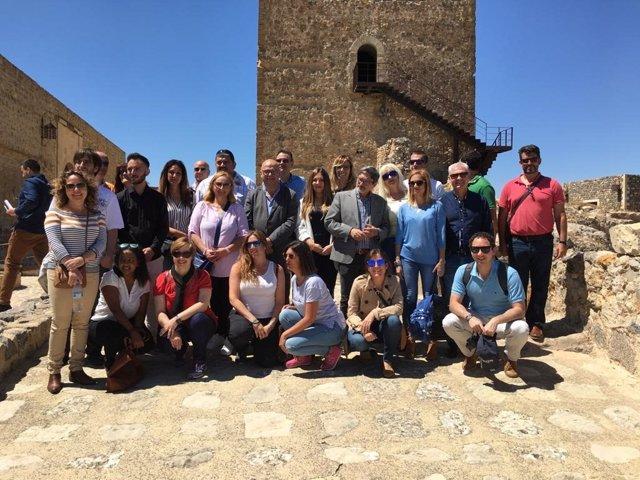 Jaén.- Turismo.- MásJaén.- La Ruta de los Castillos y las Batallas busca turistas en la Costa del Sol