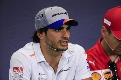 """Sainz: """"No es insalvable la distancia con los Haas"""""""
