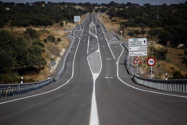 Carretera A-435 en Córdoba