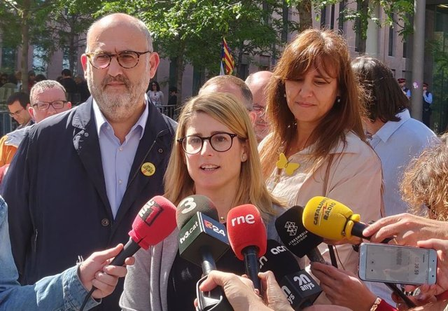 Artadi (JxCat) traslada su pésame por la muerte de Rubalcaba a sus familiares y al PSOE