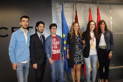 Dos estudiantes de Albacete participan en Sibiu (Rumanía) en los 'Diálogos con los ciudadanos' sobre el futuro de Europa