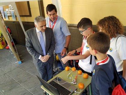 Junta apoya jornadas sobre altas capacidades en el Compañía de María de Granada