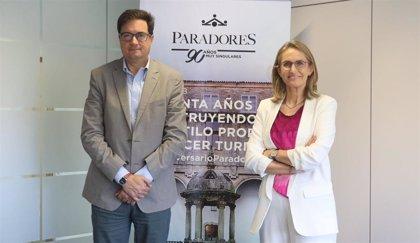 Paradores de Turismo y Fundación Oceanogràfic se unen para concienciar sobre la contaminación del mar