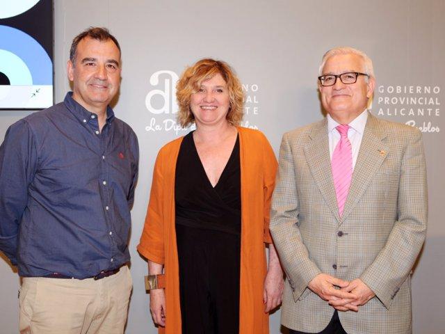 """Cultura.- Ana Wagener, Premio de honor del Festival de Alicante: """"Prefiero el trabajo bien hecho, me da igual el medio"""""""