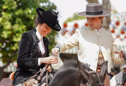 Sevilla afronta la recta final de la Feria de Abril con una subida de temperaturas