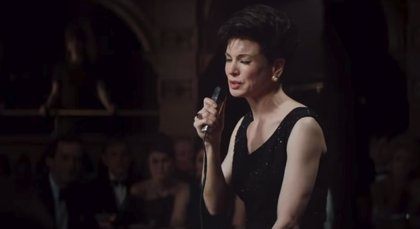 Renée Zellweger interpreta 'Somewhere Over the Rainbow' en el primer tráiler de Judy