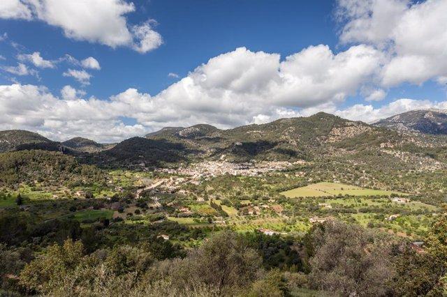 Mancor, Serra de Tramuntana