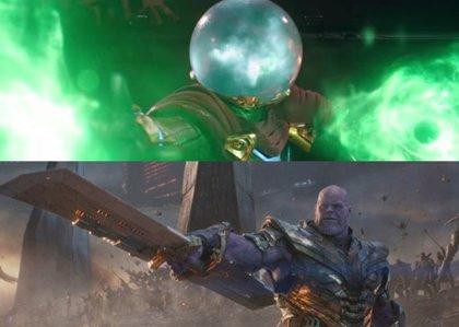 La escena post créditos de Vengadores: Endgame es... el tráiler de Spider-Man: Lejos de casa