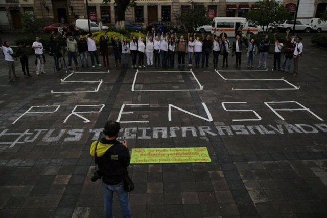 ¿Por qué el número de homicidios contra periodistas baja en todo el mundo excepto en México?
