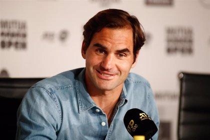 """Federer: """"No sé si volveré a Madrid el año que viene, pero aquí disfruto"""""""