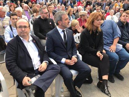"""Miquel Iceta (PSC): """"Hoy no queremos hacer campaña pero no queremos olvidar a Alfredo"""""""