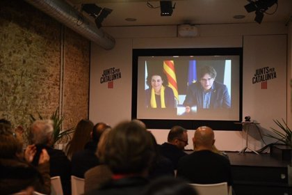 La JEC avala que Carles Puigdemont reciba el mismo trato informativo que el resto de candidatos