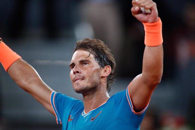 Tennis: Mutua Madrid Open 2019, Day 7