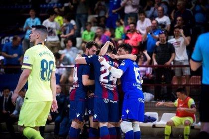 El Levante sorprende al Barça en la prórroga para el inicio de los cuartos de final