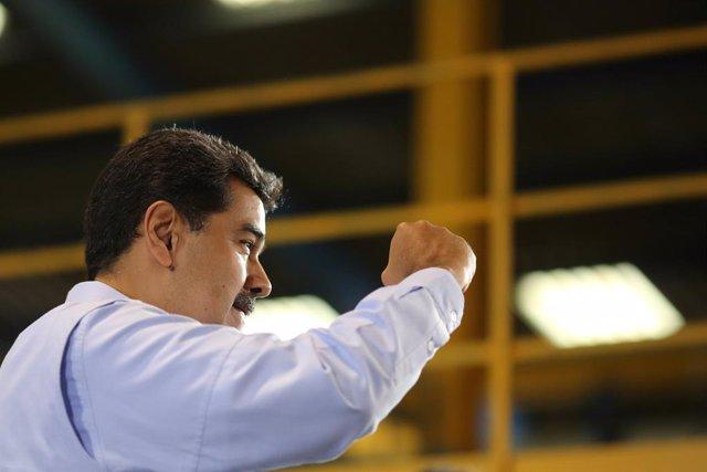 """Venezuela.- Maduro expresa """"todo el apoyo"""" a Cruz Roja en su trabajo """"a favor de Venezuela"""""""