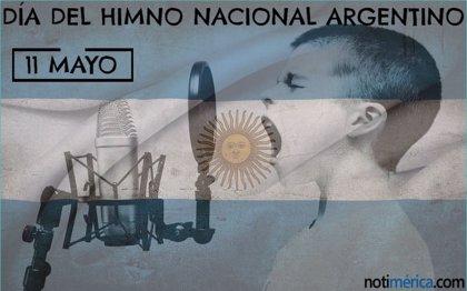 11 de mayo: Día del Himno Nacional en Argentina, ¿conoces la historia de su letra?