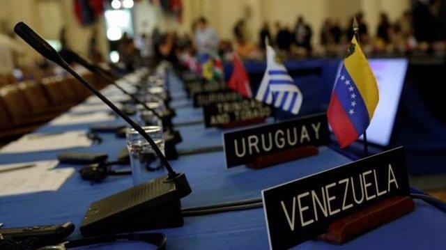 Venezuela.- El Gobierno de Venezuela anuncia su salida oficial de la Organización de Estados Americanos (OEA)